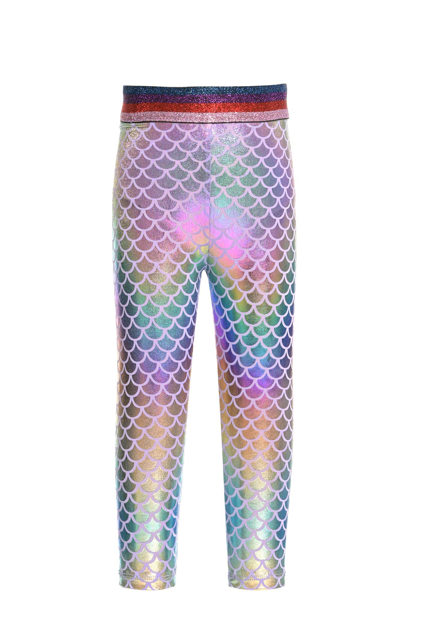 Baby Sara Mermaid Print Leggings