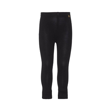 Mim Pi Girls Black Leggings