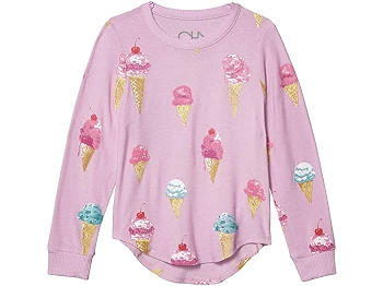 Chaser Girls Yummy Cones long sleeve top