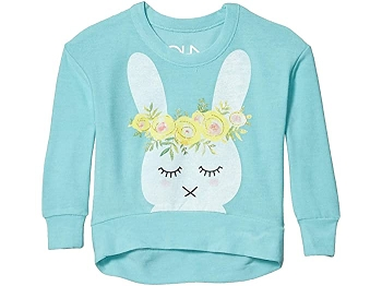 Chaser Girls Cozy Funny Bunny Pullover