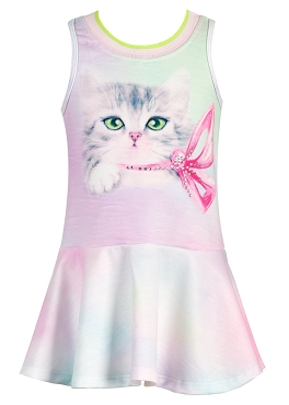 Hannah Banana Kitty Dress *PRE ORDER