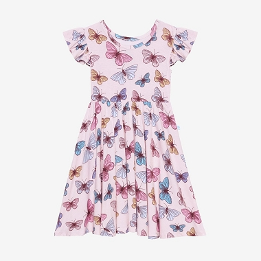 Posh Peanut Nora Twirl Dress