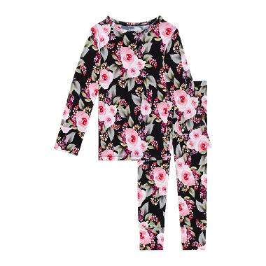 Posh Peanut Milana Pajama Set Long Sleeve